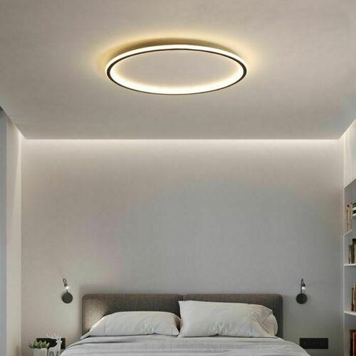Kulaté LED stropní svítidlo Abigali 500 * 45mm 36W - tři barvy, stmívatelné - Dálkové ovládání