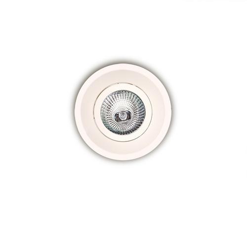 Podomítkové svítidlo 1 bod kulaté bílé TECHNICAL SPOT IP20