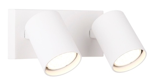 Top 2 bílá nástěnná lampa