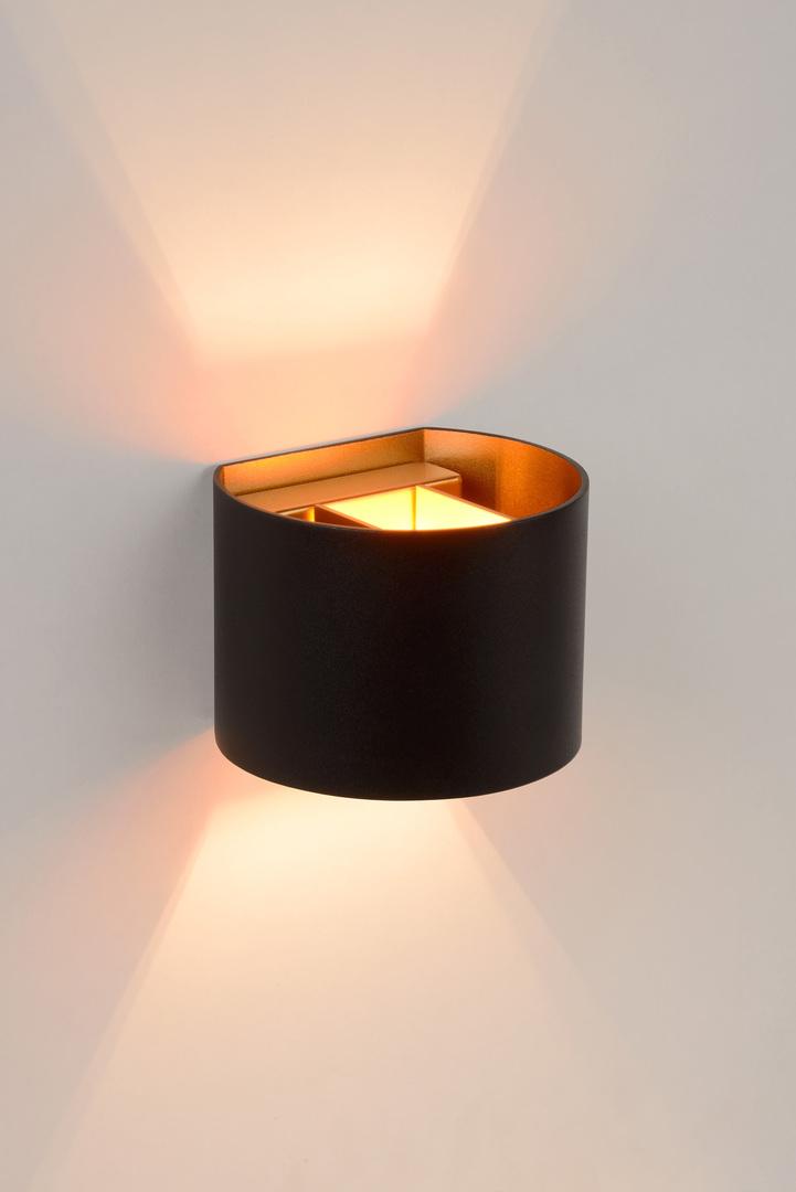 Nástěnné svítidlo s nastavitelným úhlem paprsku XIO 09218/04/30