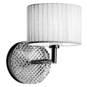 Nástěnná lampa Fabbian Diamond Creme small 0