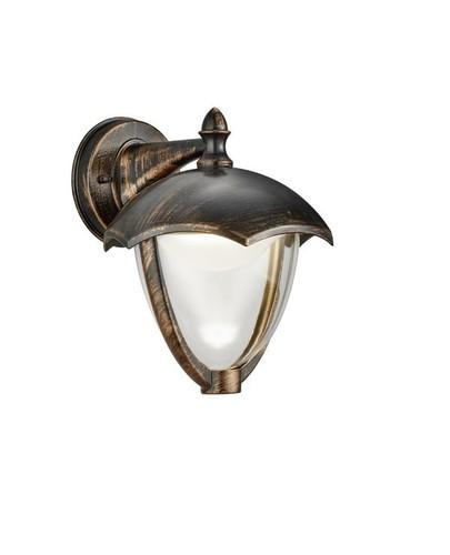 Stylová venkovní nástěnná lampa GRACHT směrem dolů 221967128