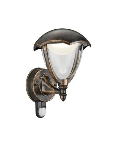 Stylová venkovní nástěnná lampa GRACHT směřující nahoru 221969128