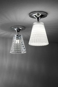 Závěsná lampa bílá Fabbian FLOW D87A0115 small 1