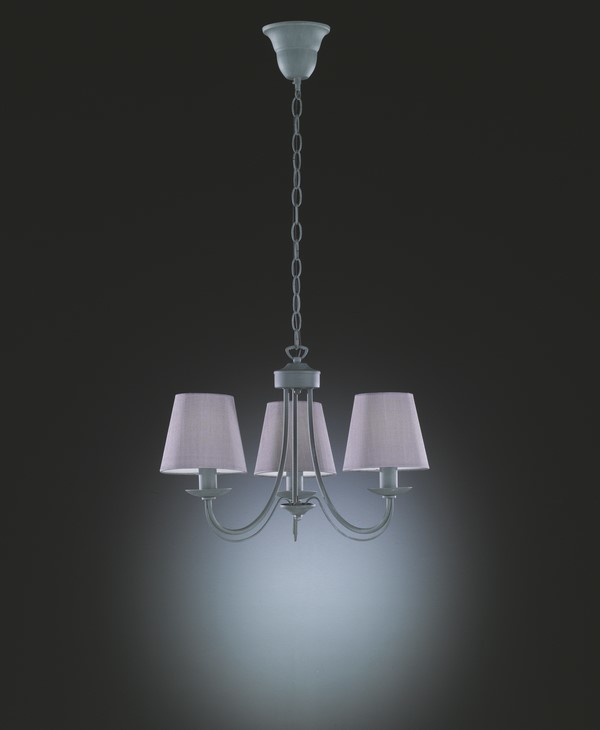 Provensálské závěsné stropní svítidlo CORTEZ