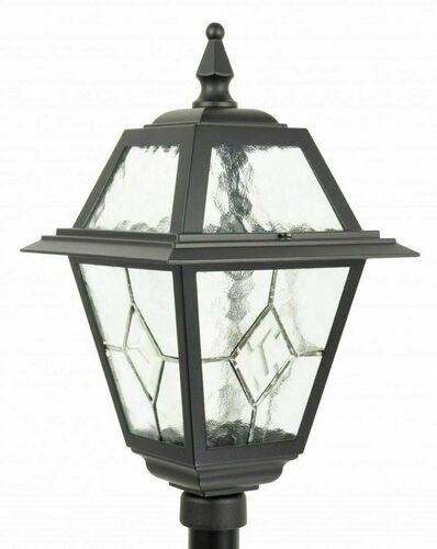 Malá zahradní lucerna s vitráží (110cm) - K 5002/2 N