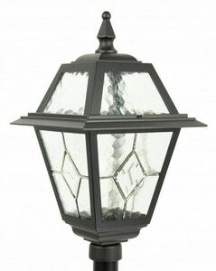 Malá zahradní lucerna s vitráží (160 cm) - K 5002/1 N small 1
