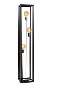 Tříbodová podlahová lampa THUNDER železo E27 small 0