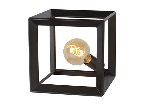 Nástěnné svítidlo THUNDER CUBE železo E27