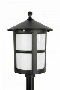 Zahradní lampa na nízkém sloupku s barevným sklem (71 cm) - Cordoba II K 5002/3 / TD small 1