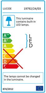 Stojací lampa CHAMPION-LED Bronze small 2