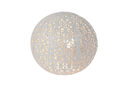 Stolní lampa POLO bílý kov G9