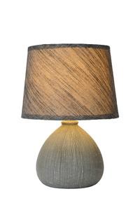 Stolní lampa RAMSEY II, šedá E27 small 0