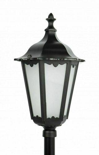 Zahradní lampa Retro Classic K 5002/2 (114 cm) Vintage černá