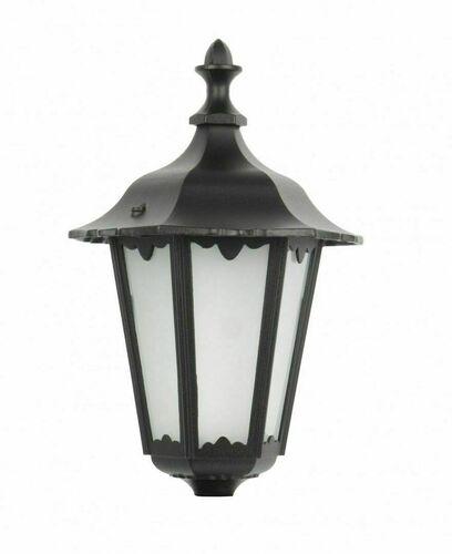 Zahradní lampa Retro Midi K 1018 M Vintage černá