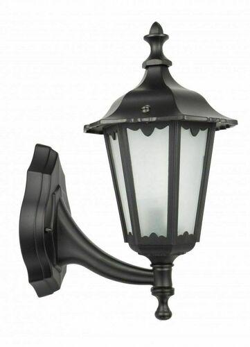 Zahradní nástěnná lampa Retro Midi K 3012/1 / M g Vintage černá