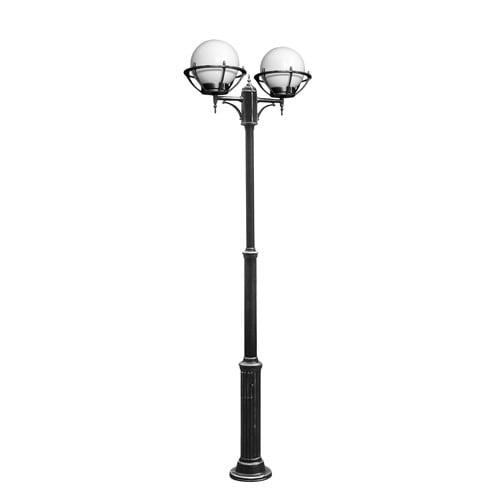Nastavitelná lucerna s 2-bodovými kuličkami v koších (180 - 260 cm) - 200 OGMW2 KPO