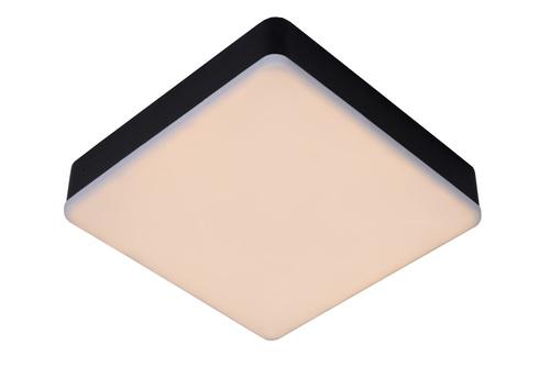 Strop CERES-LED černá / bílá 28113/30/30