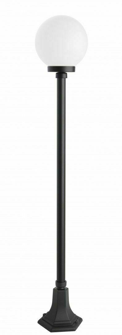 Zahradní lucerna s jednobodovou kuličkou (148 cm) - K 5002/1 / KP 200