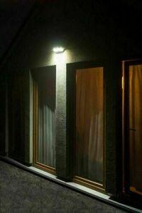 Externí LED nástěnná lampa UFO 1880S small 3