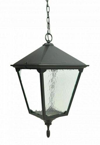 Venkovní závěsná lampa RETRO SQUARE K 1018/1 / BD KW