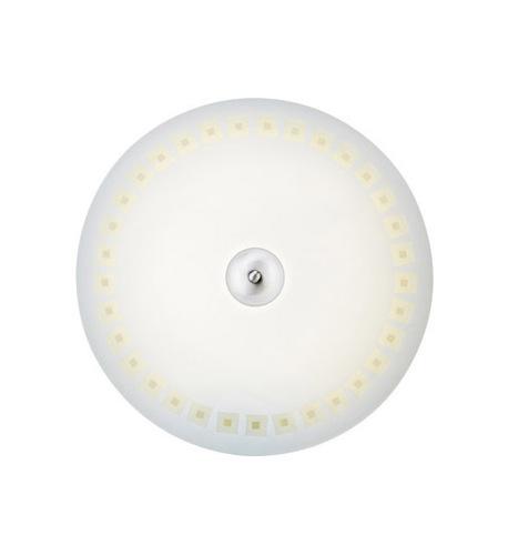 ADRIA Plafon 43cm bílá / ocel