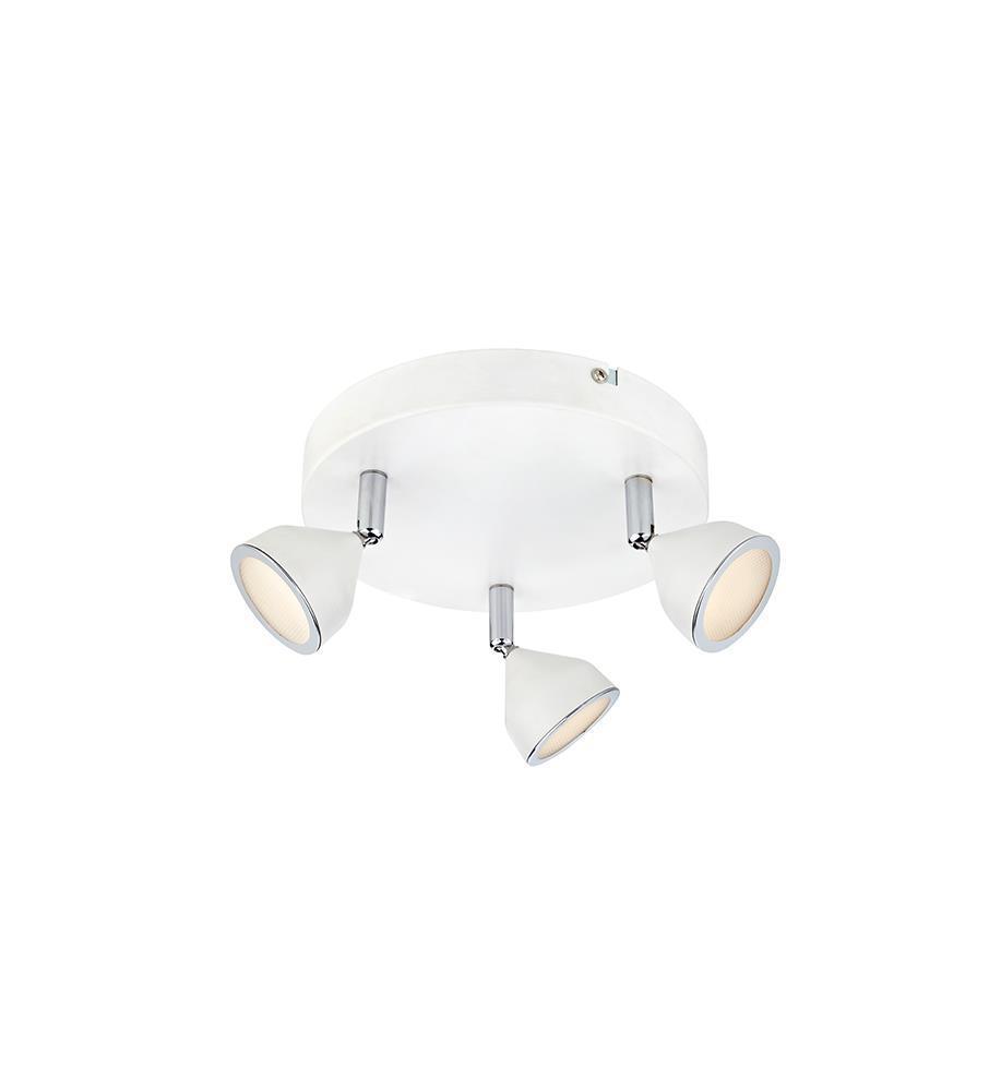 BELL stropní strop 3L bílá