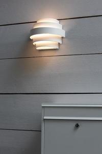 ETAGE Nástěnná lampa IP44 Bílá small 1