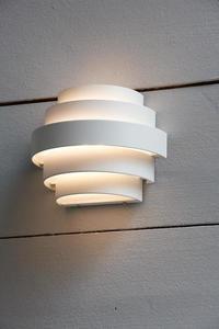 ETAGE Nástěnná lampa IP44 Bílá small 2