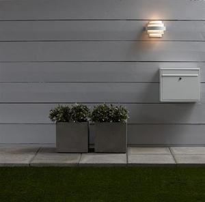 ETAGE Nástěnná lampa IP44 Bílá small 0