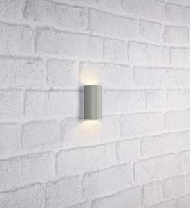 LYRA Nástěnné svítidlo 2L Light Grey small 1