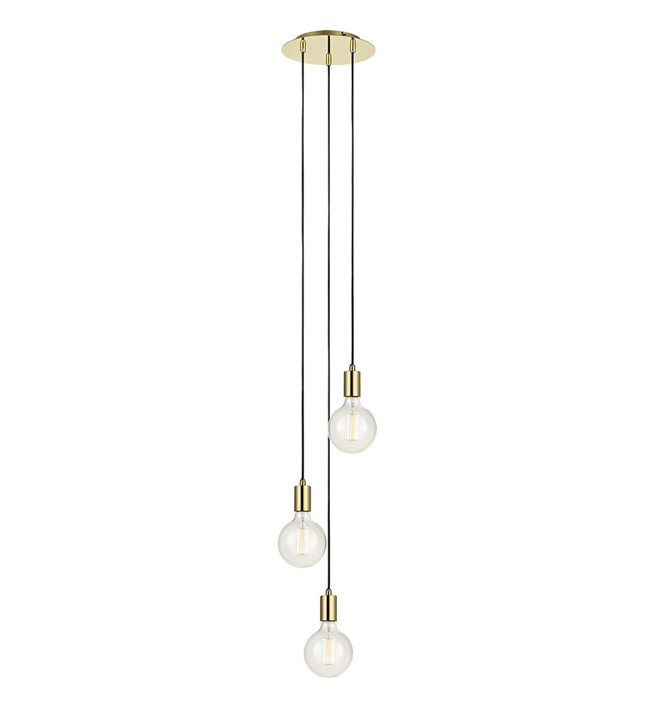 SKY Hanging 3L Round Gold