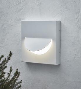 SMILE Nástěnné světlo bílé small 2