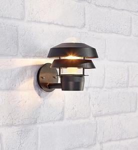 TROY Nástěnná lampa černá small 1
