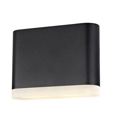 UNO Nástěnné svítidlo 1L Černá