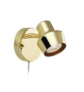 URN Nástěnná lampa 1L Golden small 2