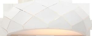 Nástěnná lampa Reus bílá small 1