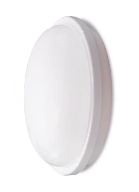 Plafond Bellatrix LED 4000K IP65 bílá
