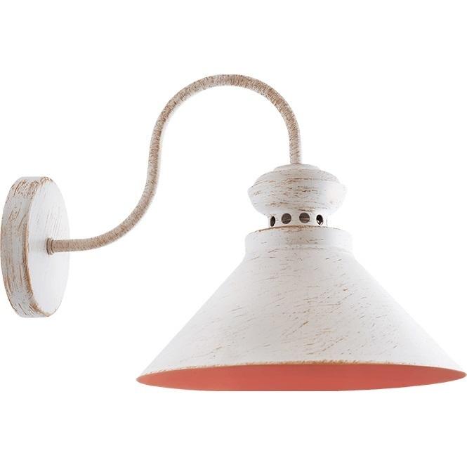 Beat-gold kovové Charlie nástěnná lampa