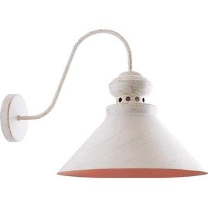 Bílé a zlaté nástěnné svítidlo Daphne small 0