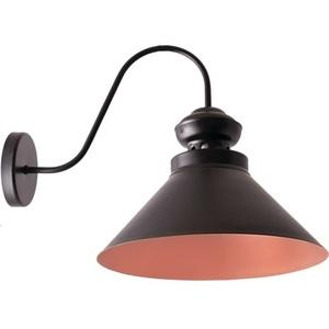 Černá s bronzovou lampou Frank Wall small 1
