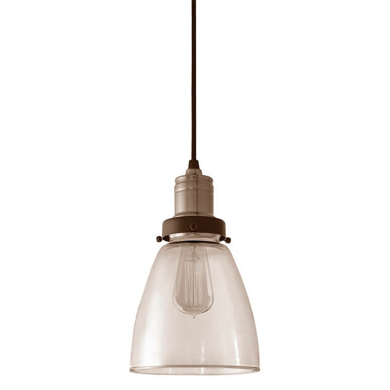 Ambre Závěsná lampa Karen Glass