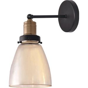 Ambre Glass Pendant Lamp Květen small 1