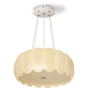 Béžová Brittany přívěsná lampa small 0