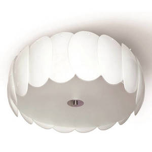 Bílé stropní svítidlo Doris strop small 0