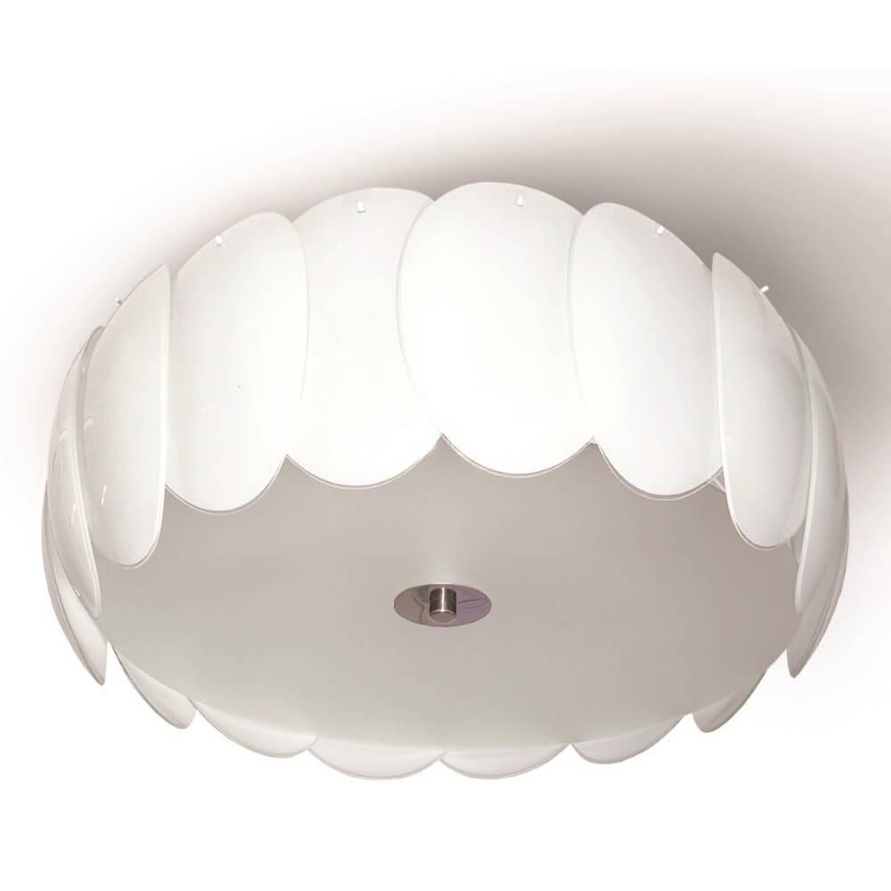 Bílé stropní svítidlo Doris strop