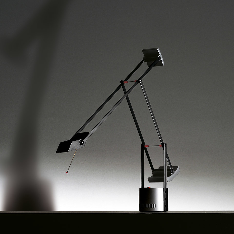 Stolní lampa Artemide TIZIO Mikro černá