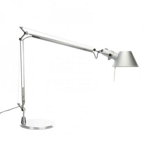 Stolní lampa Artemide Tolomeo Hliník (halogen)