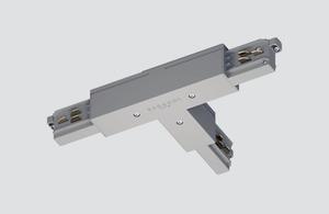 Vnitřní konektor LEWY - typ T, STUCCHI, bílý, šedý, černý small 0