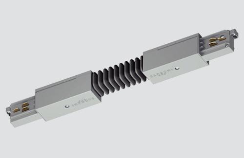 Nastavitelný kolejničkový adaptér STUCCHI, bílý, šedý, černý